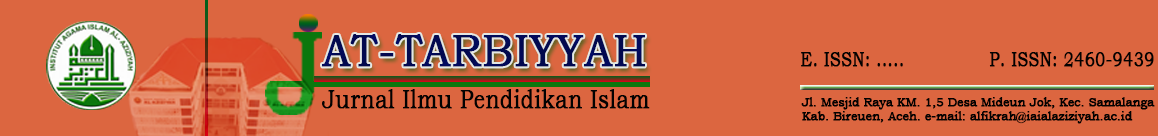 Jurnal At-Tarbiyyah